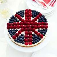 A Very British Cheesecake
