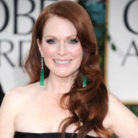 Best Hair and Beauty: Golden Globes 2012
