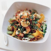 Asian prawn salad recipe