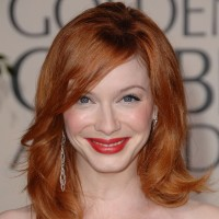 Celebrities Wearing Red Lipstick