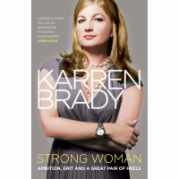 Book of the Month: Strong Woman: Ambition, Grit and a Great Pair of Heels