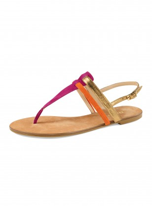 Dune Jump D Flat Toe Post Sandal