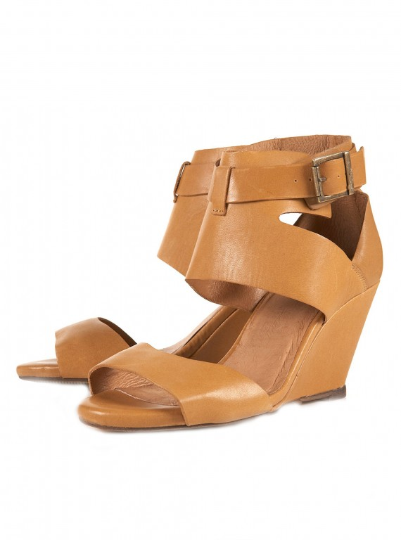 summer strappy heels-woman and home-