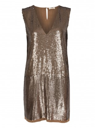 Monsoon Silvia Sequin Dress