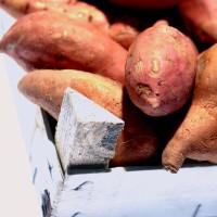 Sweet Potato Houmous