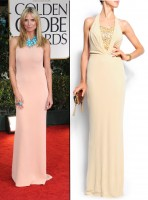 Golden Globes-Inspired Dresses