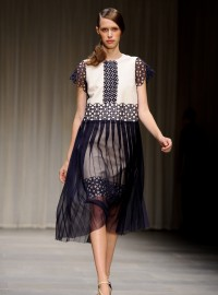 London Fashion Week S/S 2012 Trends