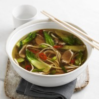 Duck & noodle soup recipe