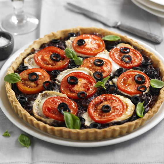 Provencal Tart Recipe-pastry recipes-recipe ideas-new recipes-woman and home