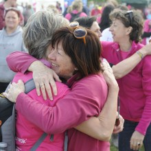 Scone Palace and Perthshire? Pink Ribbonwalk 2012-Breast Cancer Care-Woman and Home