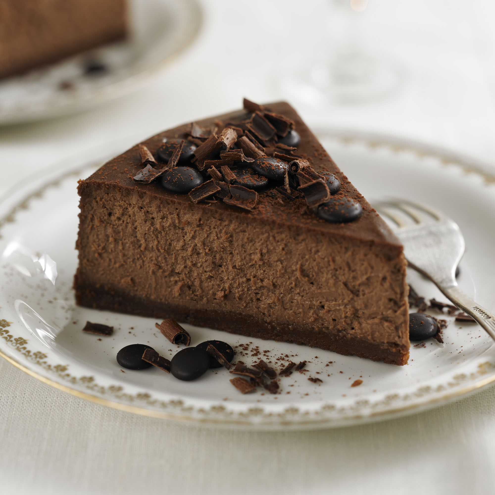 Mocha Rum Cheesecake - Woman And Home