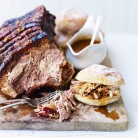Slow cooked, cider-spiced pulled pork recipe