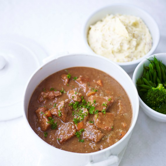 Beef and Guinness Stew - Woman And Home