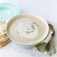 Jerusalem artichoke soup recipe