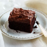 Chocolate fudge icing recipe