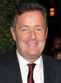 Piers Morgan interview