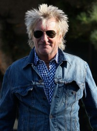 Rod Stewart interview