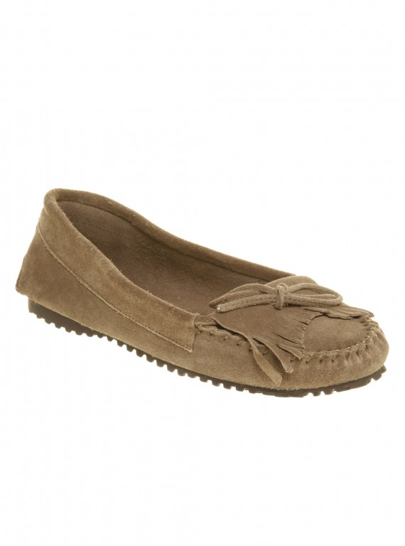 new season shoes-accessories-woman and home-fashion-Office Americana moccasins