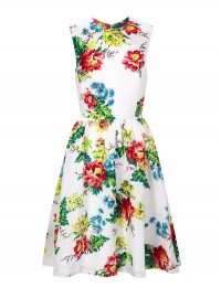 French Connection Gwendoline Flower Dress