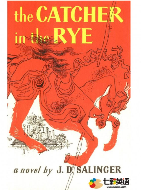 Catcher in the Rye by JD Salinger-books-book reviews-woman and home