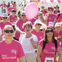 Pink Ribbonwalk 2012 Highlights