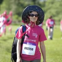 Petworth House Pink Ribbonwalk 2012
