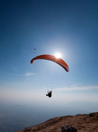 77-Year-Old Paraglider Crashed In Dorset... Today's Debate