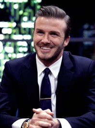 David Beckham Takes His Mum Out For Dinner... Today's Debate