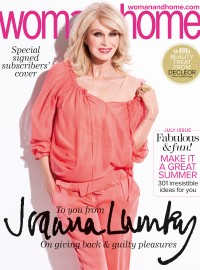 Joanna Lumley interview for woman&amp;home