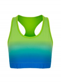 Davina for Next Gradient Print Cropped Top