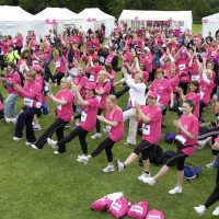 Marble Hill Pink Ribbonwalk 2012