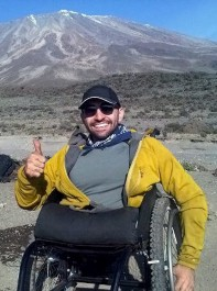 Spencer West climbs Kilimanjaro on his hands - the week's most compelling story? Today's Debate