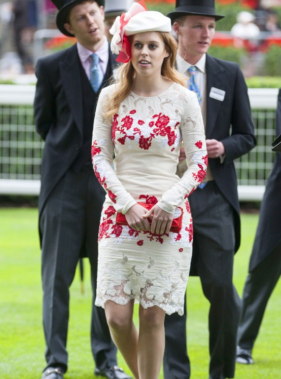 British Royal Family Tree Princess Beatrice Woman And Home