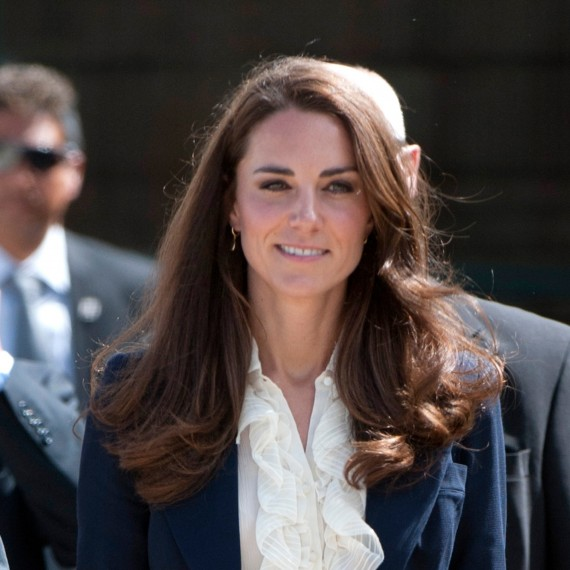 Kate Middleton Chic Retro Waves Hairstyle-Kate Middleton Hair-Kate Middleton Best Hairstyles-Duchess of Cambridge-Celebrity Hairstyles-Woman and Home