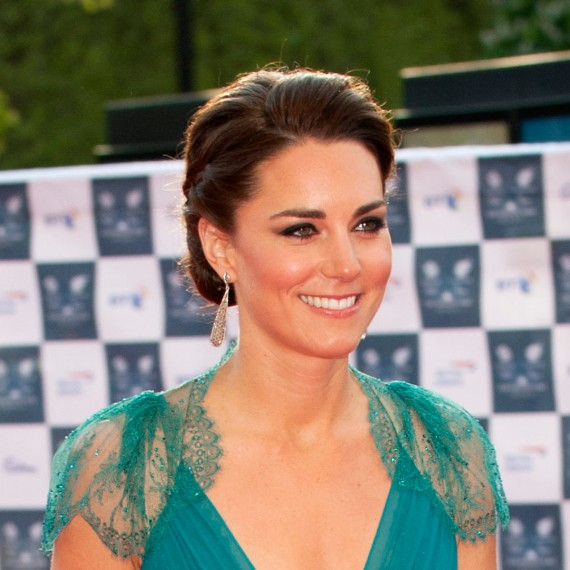 Kate Middleton Updo Hairstyle-Kate Middleton Hair-Kate Middleton Best Hairstyles-Duchess of Cambridge-Celebrity Hairstyles-Woman and Home