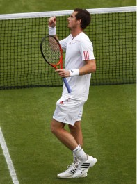 As Andy Murray Prepares For The Wimbledon Semi-Final - We Ask: Are Brits Competitive Enough?... Today's Debate