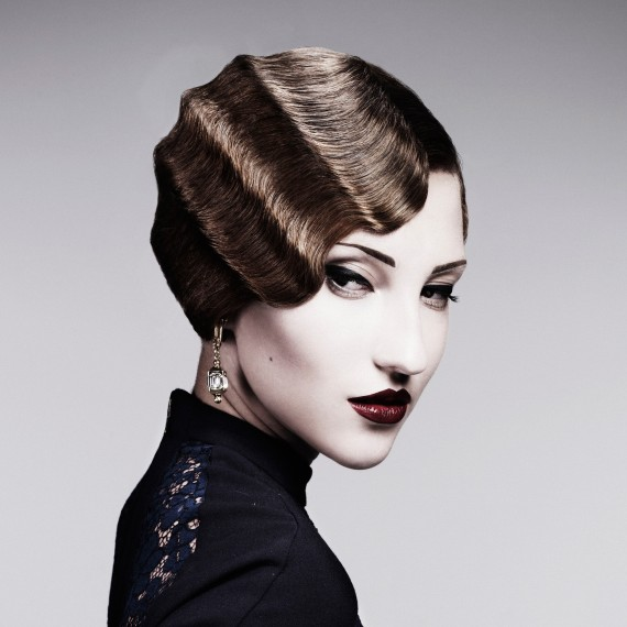 Hairstyles In The 20s : 20s waves hairstyle-hair-hairstyles-autumn winter hairstyles-beauty ...