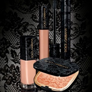 Dolce &amp; Gabbana Lace Makeup Collection