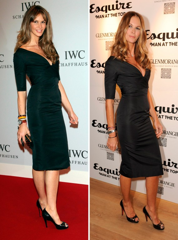 fashion recycle stars wear same outfit twice-woman and home