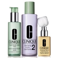 Clnique 3-Step Skincare System