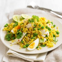 Spicy kedgeree