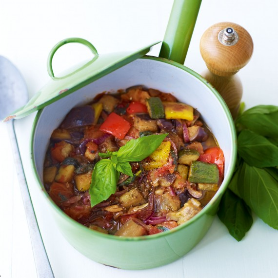 Healthy lunch recipes for home or work, including spicy red pepper and ...