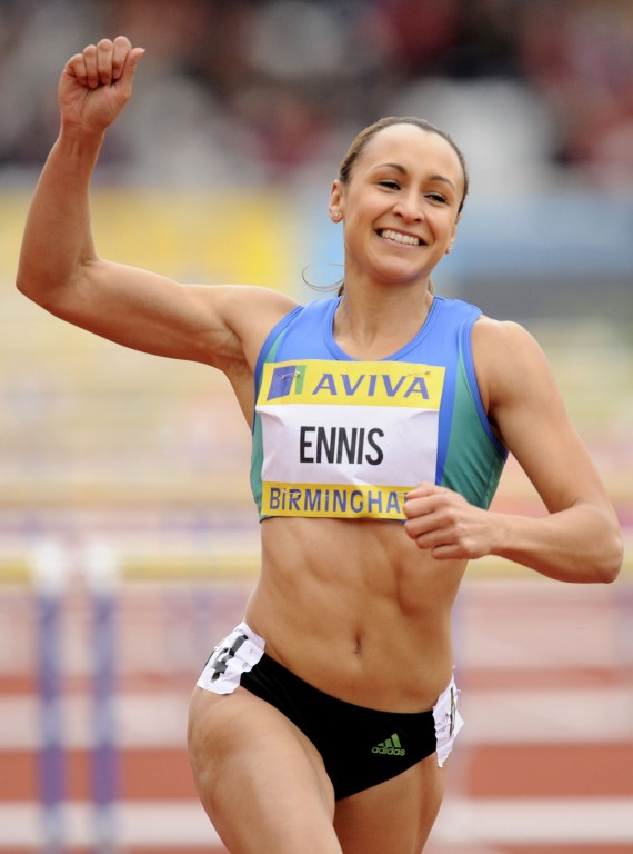 Jessica Ennis-olympics-london 2012-sport-woman and home