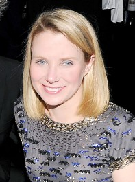 Is news of pregnant Yahoo CEO a victory for women?