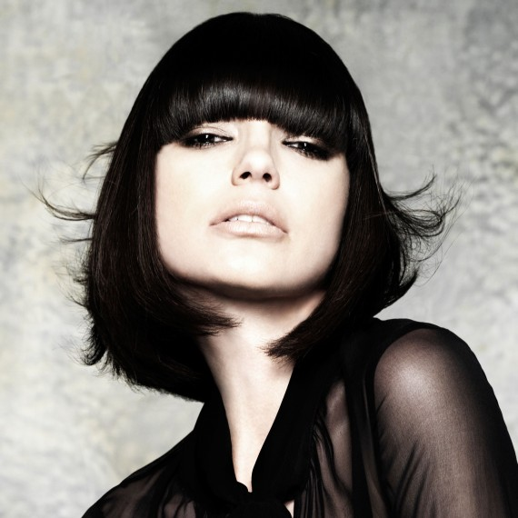 Bob with fringe hairstyle-hair-hairstyles-autumn winter hairstyles-beauty-woman and home