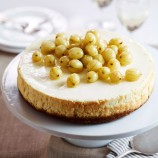 Gooseberry cheesecake recipe