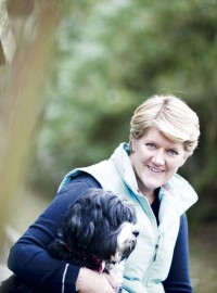 Clare Balding Interview 2012