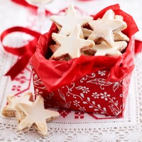 German cinnamon stars recipe