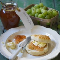 Gooseberry and elderflower jam recipe