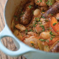 The Hairy Bikers' Special Cassoulet